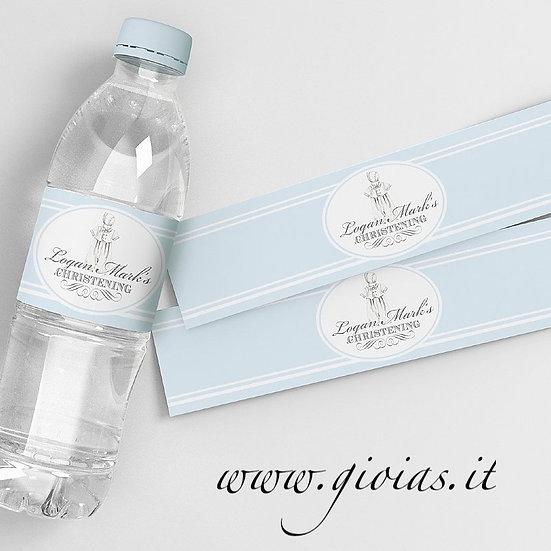 Etichette acqua personalizzate