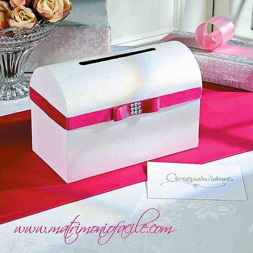 Box lettere/buste Fucsia