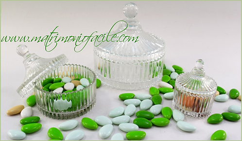 COLLEZIONE CIRCUS  - Contenitori confetti confettata