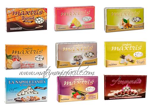 CONFETTI MAXTRIS mix gusti