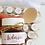 Barattolino Nutella personalizzato battesimo