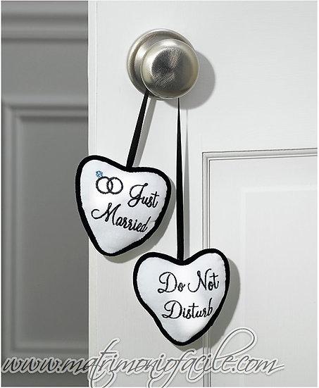 NON DISTURBARE...