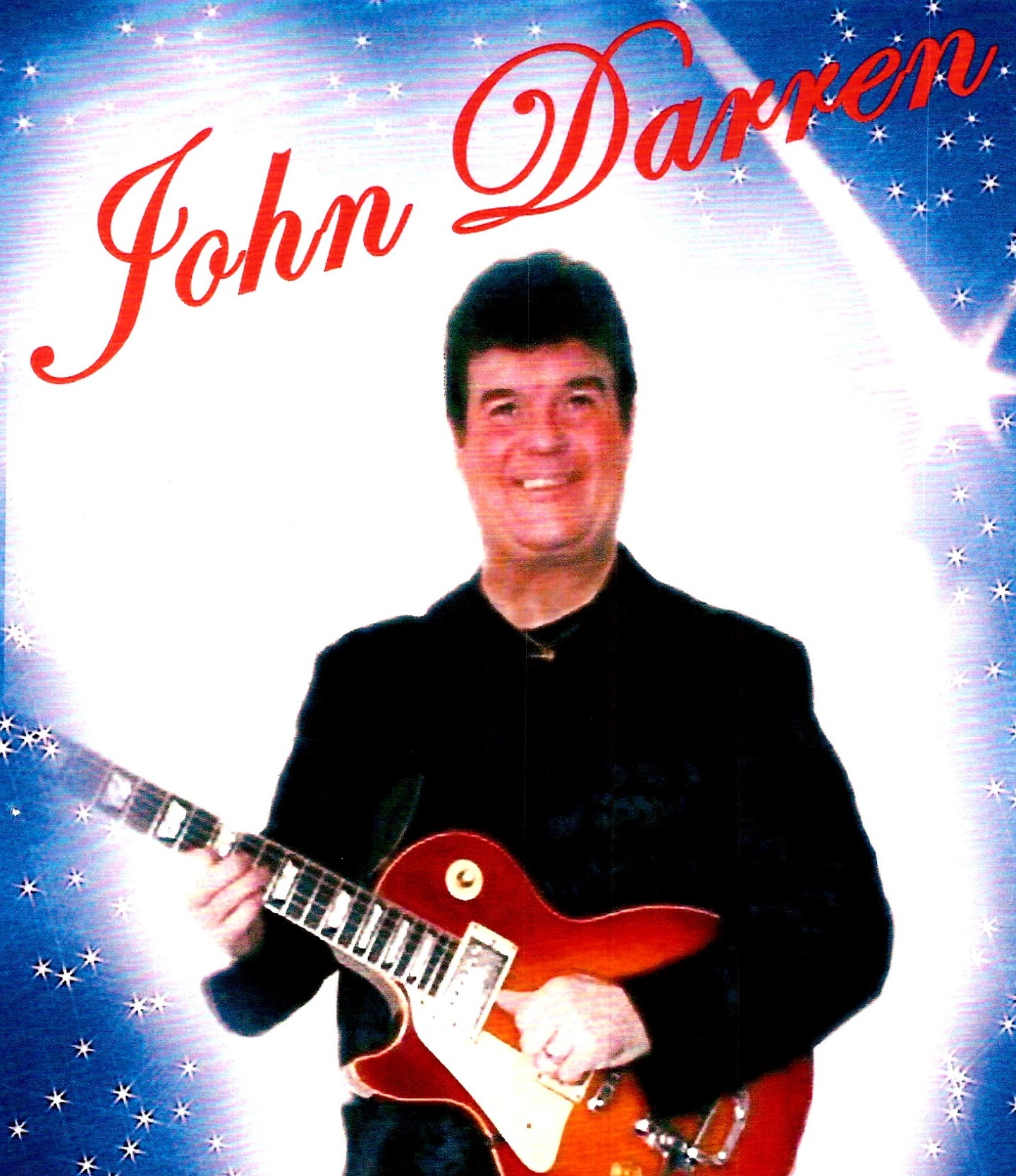 JOHN DARREN