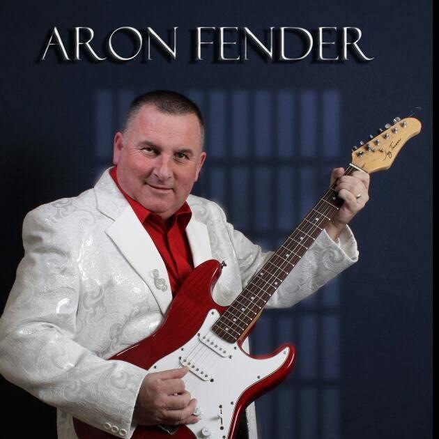 ARON FENDER GUITAR/ VOCALS