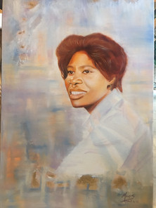 Oil on Canvas 24X36