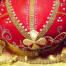 Royal Crown Cake