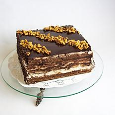 Tripple Chocolate Cake (Grillyage)