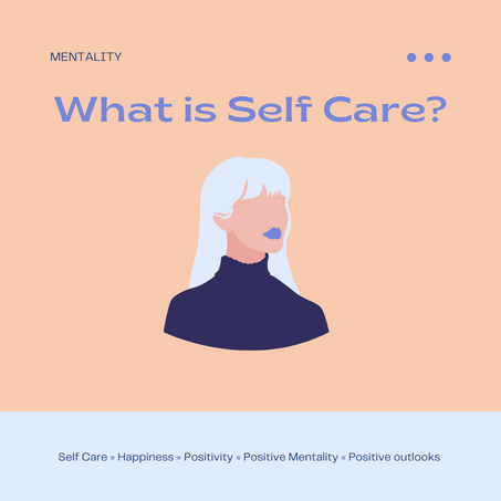 What is Self Care?