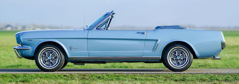 ford-mustang-convertible-1965-silver-blu