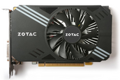 Geforce, GTX, 1060 mini, Grafikkarte, Zotac