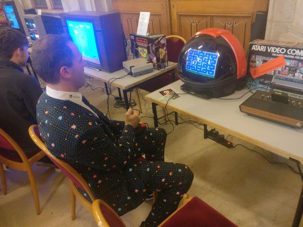 Mr. Pac-Man Atari 2600 Philips Discoverer