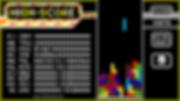 Tetris Pixel Art Film