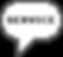 Sprechblase Service Pixel