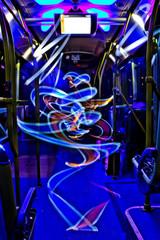 Chalon sur Saone - Light Painting