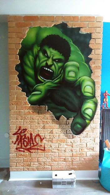 Chambre Hulk
