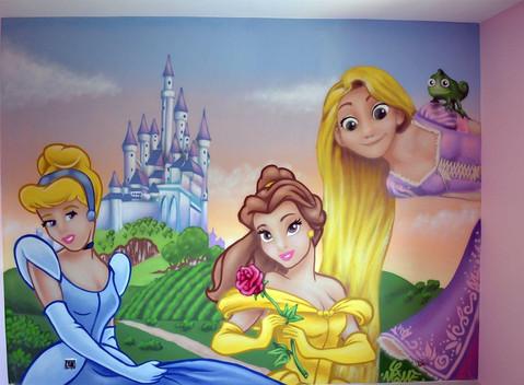 Décoration Princesses