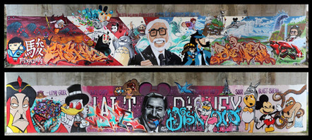 Miyazaki VS Disney