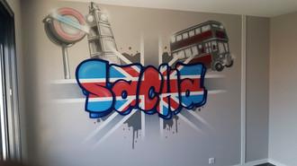 La chambre de Sacha