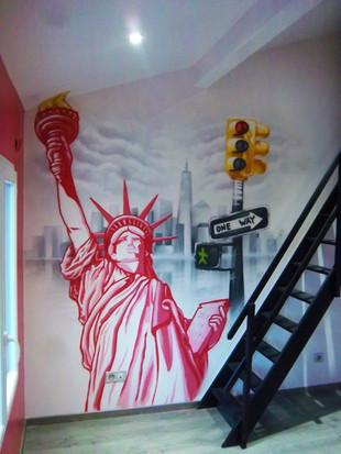 Appartement New York.