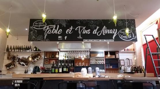 Table et Vins d'Ainay