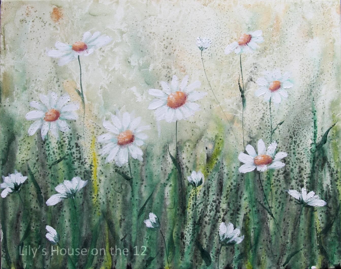 Spring Daisys