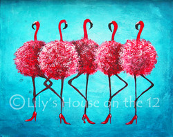 The Flamingo Dance