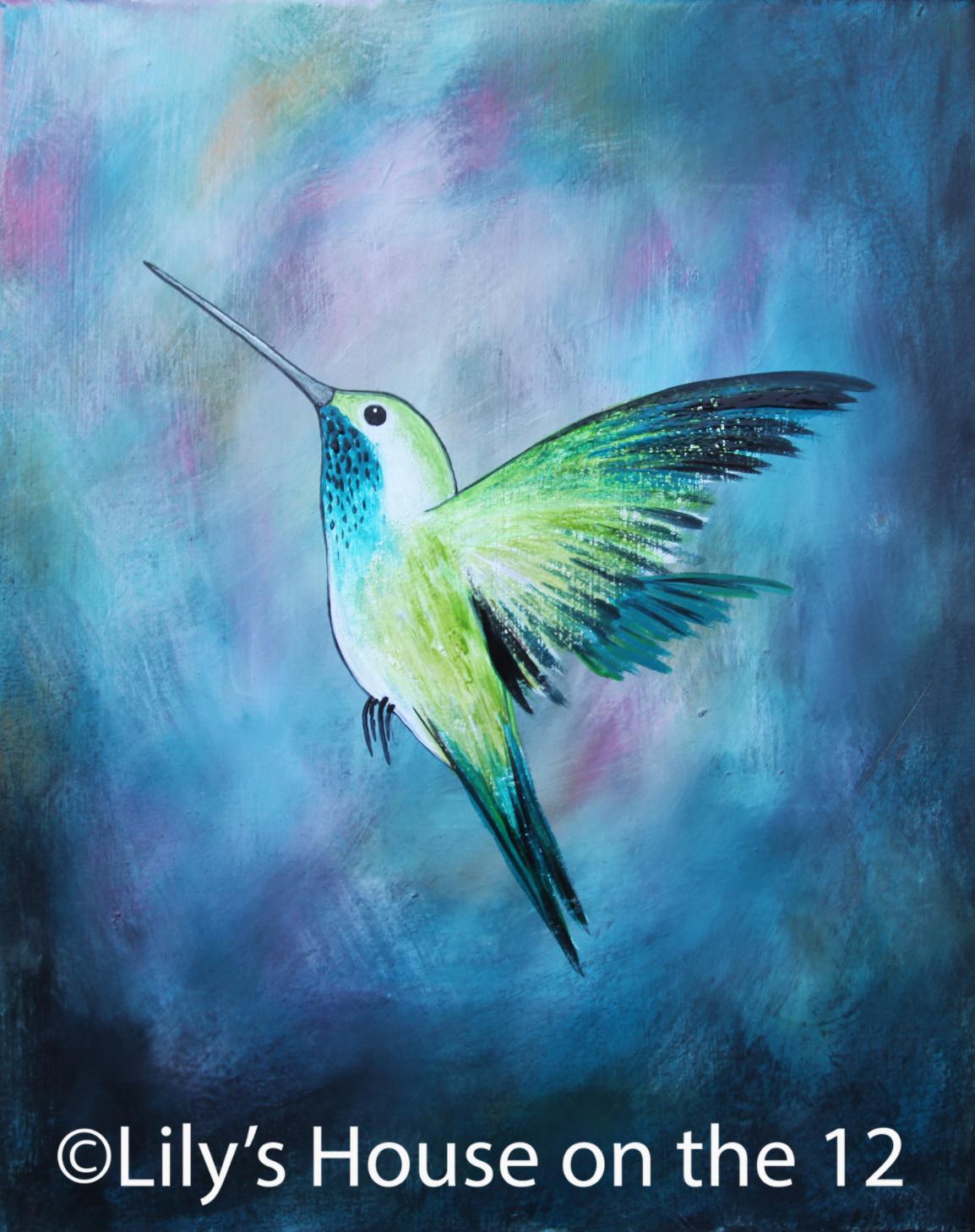 very easy Hummingbird