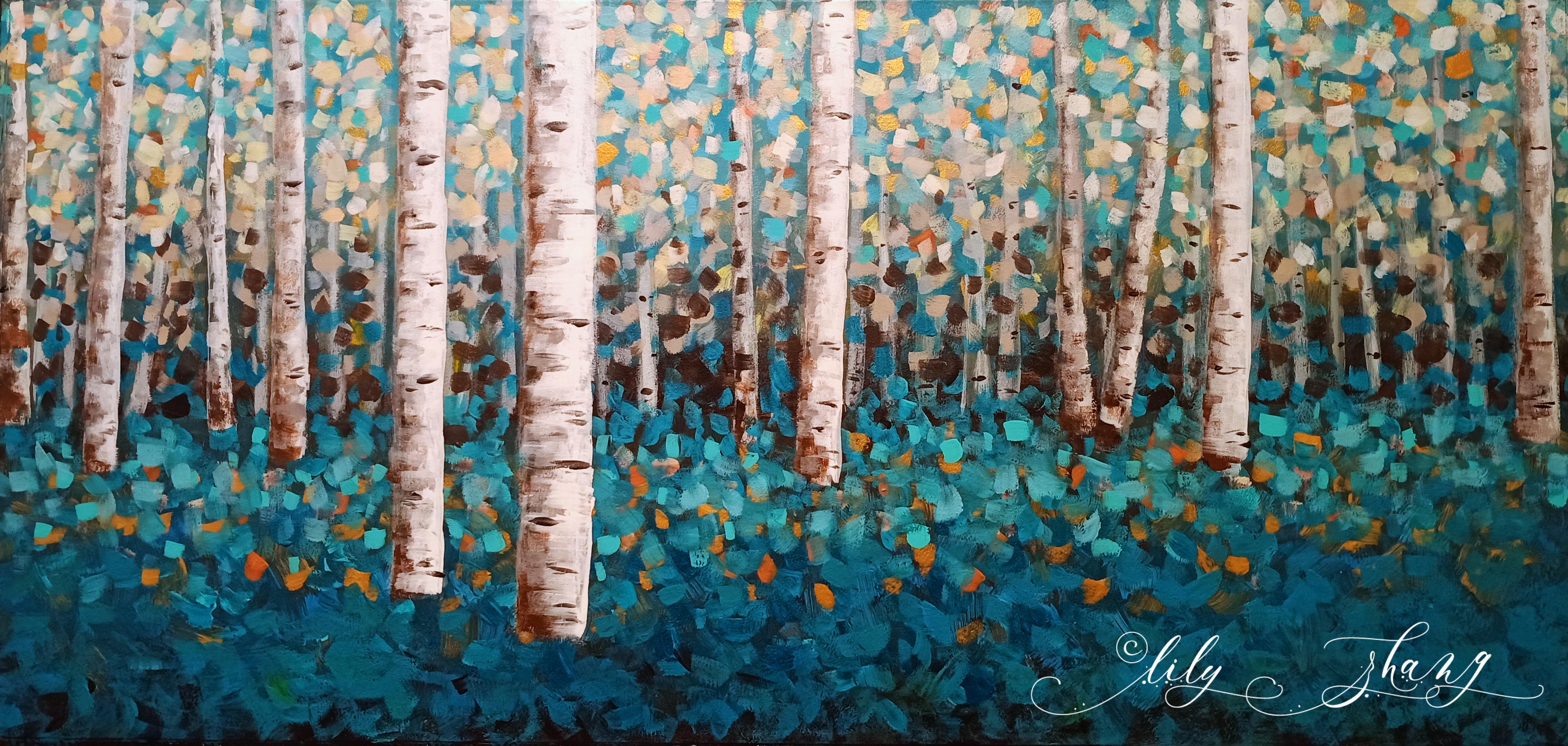 Birch Trees2