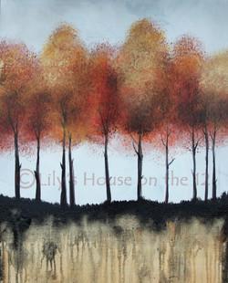 Gloden Trees