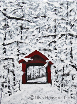Bridge to the Snow Forest