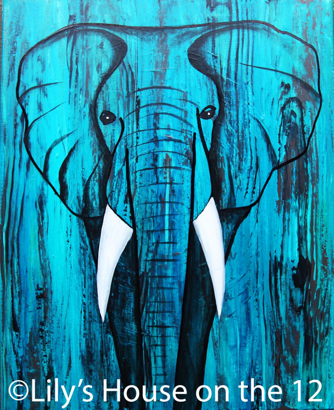 very easy Elephant