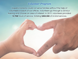 Virtual Volunteer Training, July 6-11, 2020