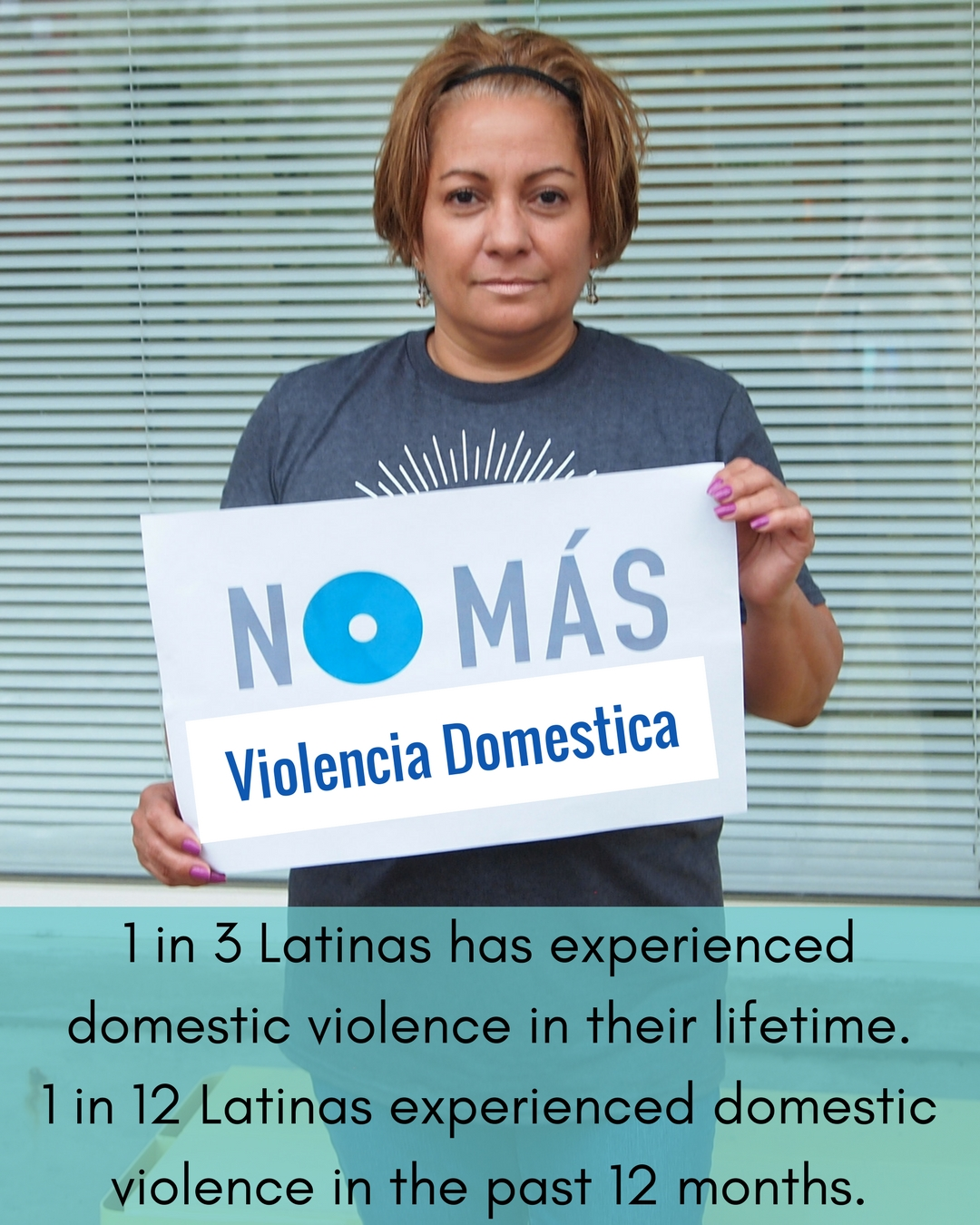 No More Campaign-No Mas Violencia Domestica