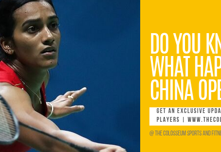 Do you know what happened in China Open '19?