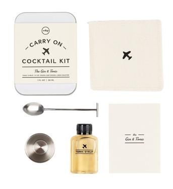 W&P Gin & Tonic Virtual Cocktail Kit