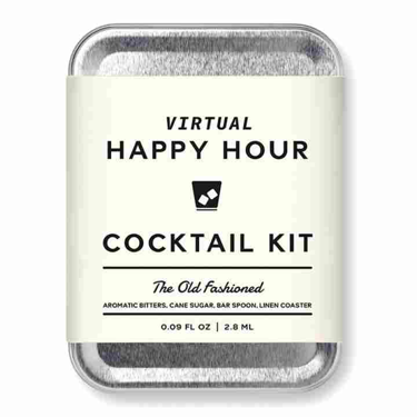 W&P Old Fashioned Virtual Cocktail Kit