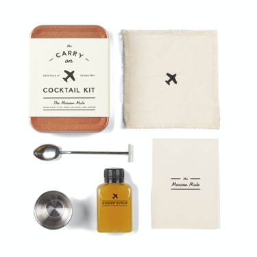 W&P Moscow Mule Virtual Cocktail Kit