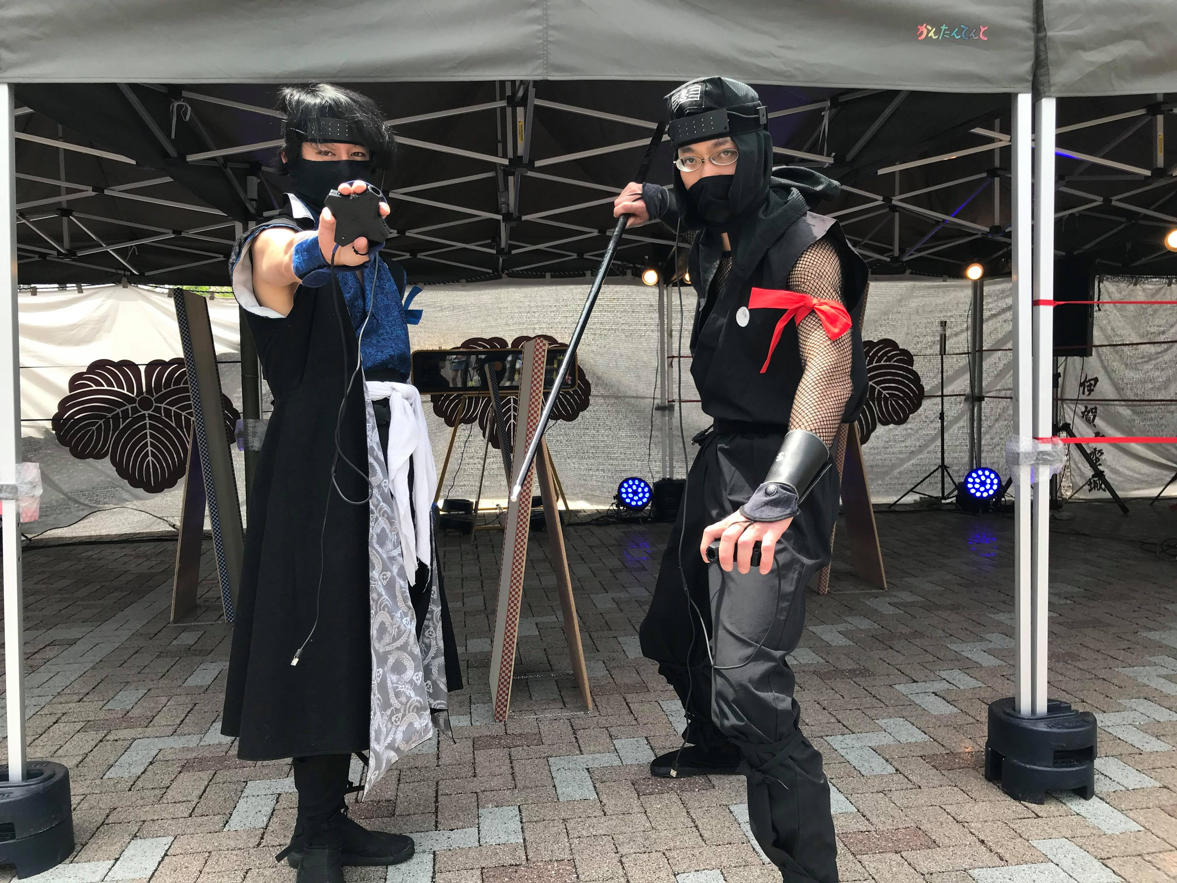 2回戦(〇むくろvsMr.忍✖)