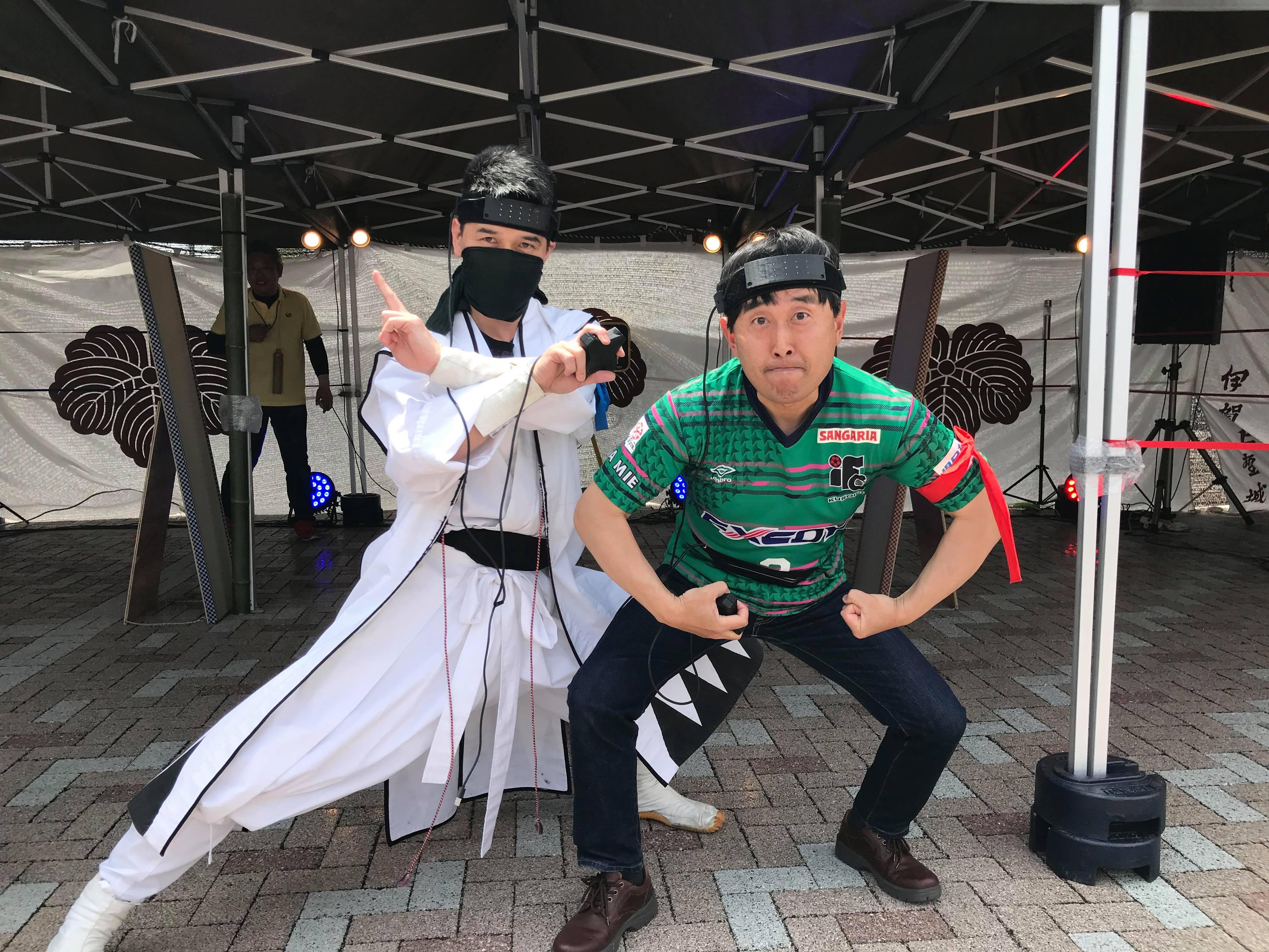 2回戦(〇伊賀之白影vs令隠✖)