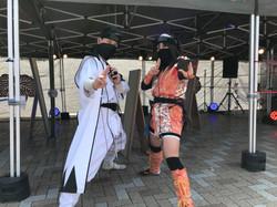 準決勝(✖伊賀之白影vs柚稀〇)