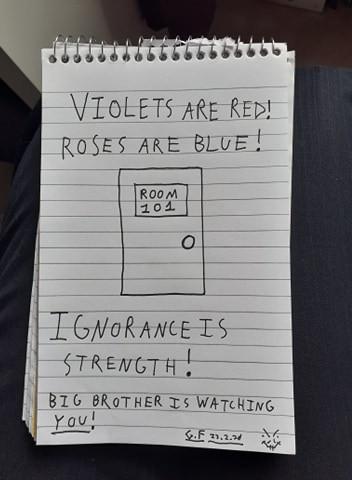 """""""Valentine's Card No. 5"""""""