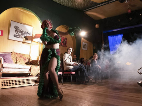 """This Life of Debauchery!"": Roxy Stardust and The Glasgow Festival of Burlesque"
