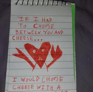 """""""Valentine's Card No. 4"""""""