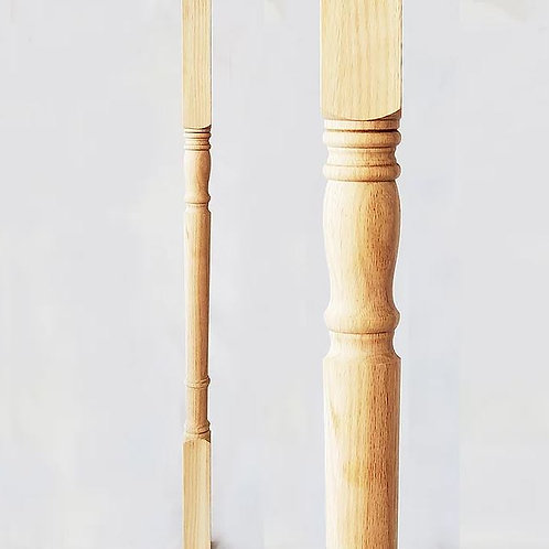 A115-Wooden Spindle
