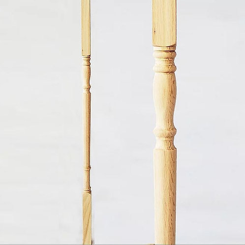 A114-Wooden Spindle