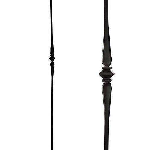 A117-Black Sing S Collar