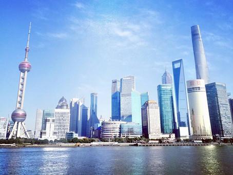 春節の上海