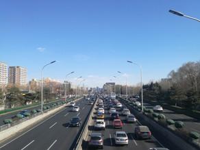 冬の北京 オペラと胡同散歩