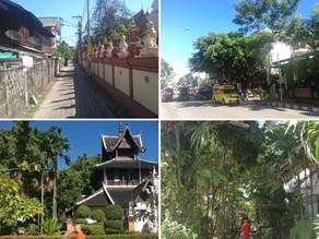 タイ チェンマイの旅① 寺院巡り