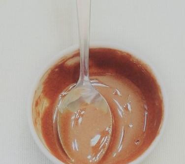 風邪の引き初め。 蜂蜜・シナモン・生姜。